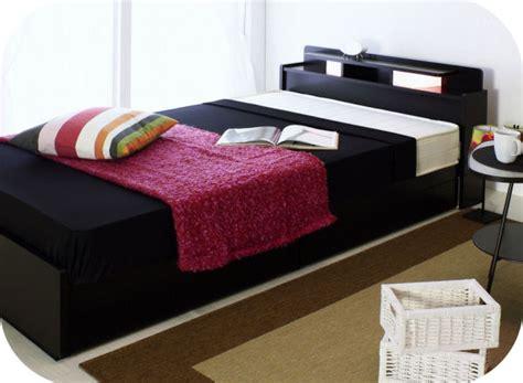 semi double bed palette life rakuten global market semi double size frame made in japan shelves w