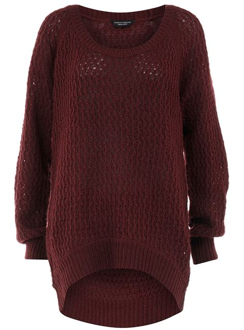 wine colored sweater wine colored oversized sweater what i would wear