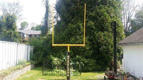 backyard football goalpoast home court hoops