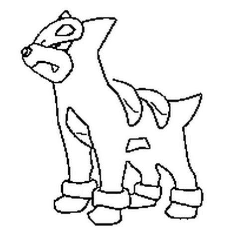 pokemon coloring pages houndoom coloring pages pokemon houndour drawings pokemon