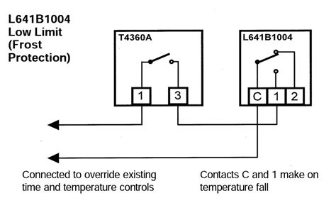 pipe thermostat wiring diagram thermostat wiring color