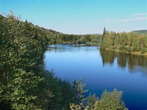 landscape sweden klar 228 lven near liken 228 s v 228 rmland a