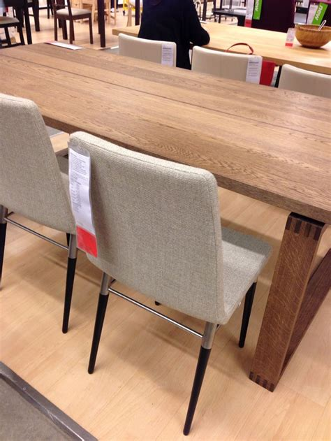 ikea dining room tables morbylanga dining table from ikea 699 ideas for the