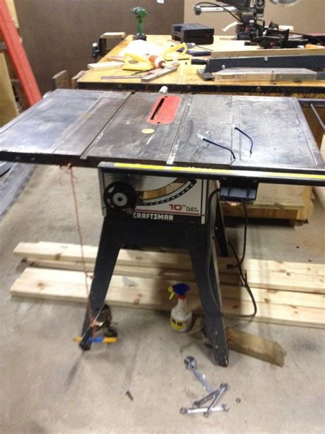 old sears table saw parts 1975 craftsman table saw 10 inch parts 1975 tractor