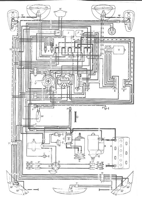 71 beetle engine wiring diagram 71 free engine image for