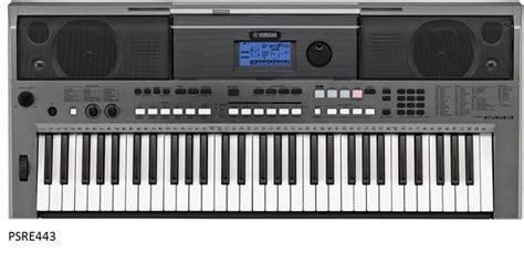 Second Keyboard Yamaha E433 yamaha psr e433 keyboard