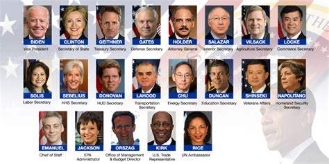 cabinet members under trump image gallery obama s cabinet 2009
