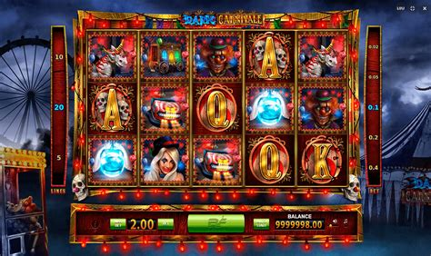 dark carnivale slot machine  bf games casino slots