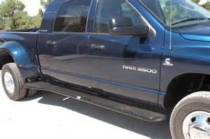 Dodge Board Running Boards For Dodge 3500 Dually Truck Html Autos Post