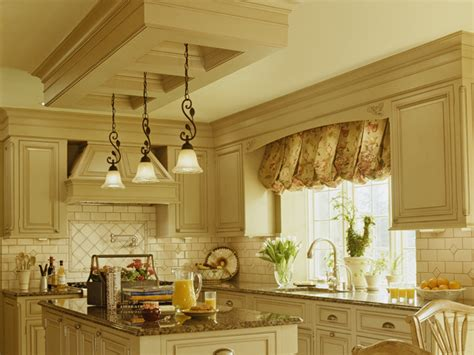 kitchens with yellow cabinets colored kitchen cabinets