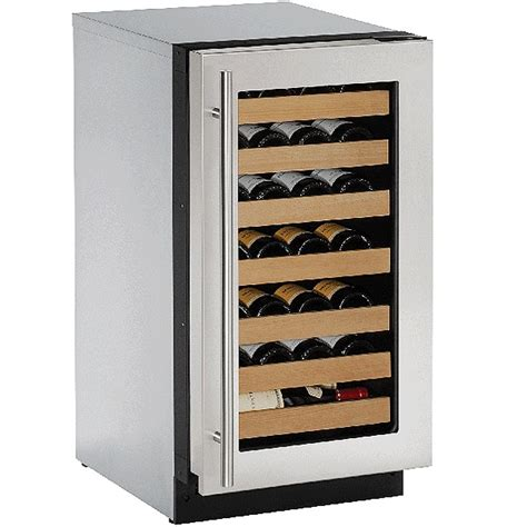 uline wine cooler u line 18 quot stainless wine captain cooler u 2218wcs 00b
