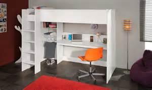 Ikea White Bunk Beds by Lit Mezzanine Snow Secret De Chambre