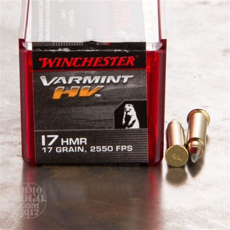 17 hmr ammo for sale bulk rounds in stock today bulk 17 hmr ammo by winchester for sale 1000 rounds