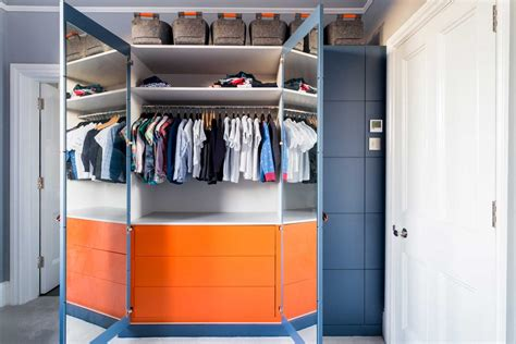 boys bedroom wardrobes family home renovation in bearflat bath bespoke