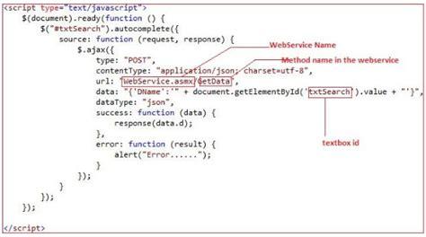 tutorial jquery ajax asp net download asp net ajax autocomplete exle free software
