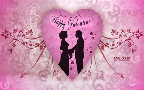wallpaper valentine couple happy valentines day wallpapers