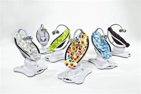 Mamaroo Origami - 4moms project nursery