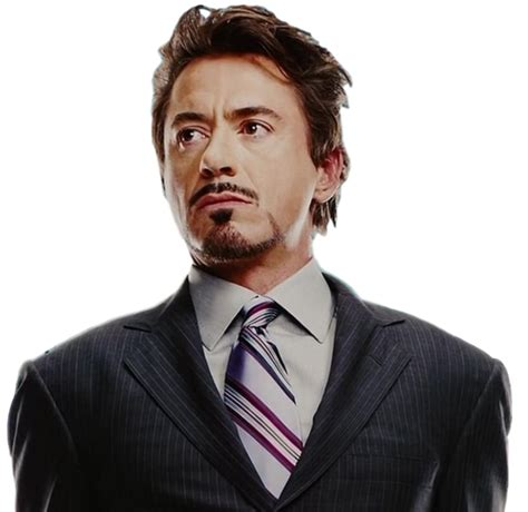 Tony Stark tony stark transparent background by camo flauge on
