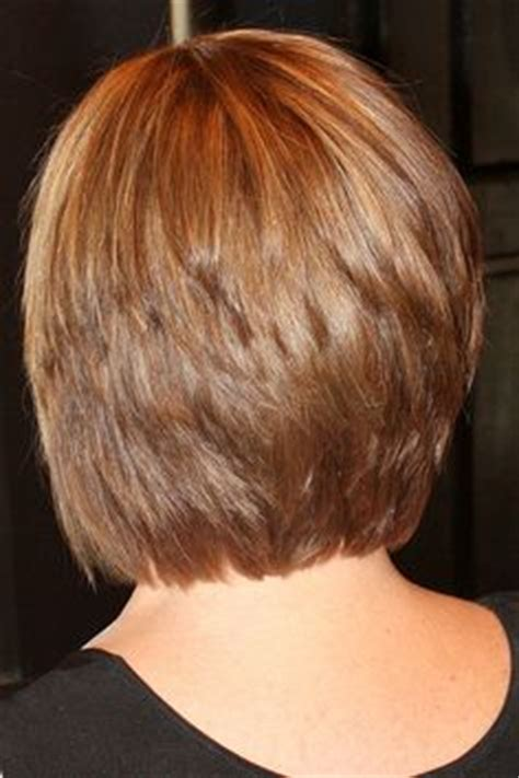 diy stacked bob short layered bob hair i have done pinterest short
