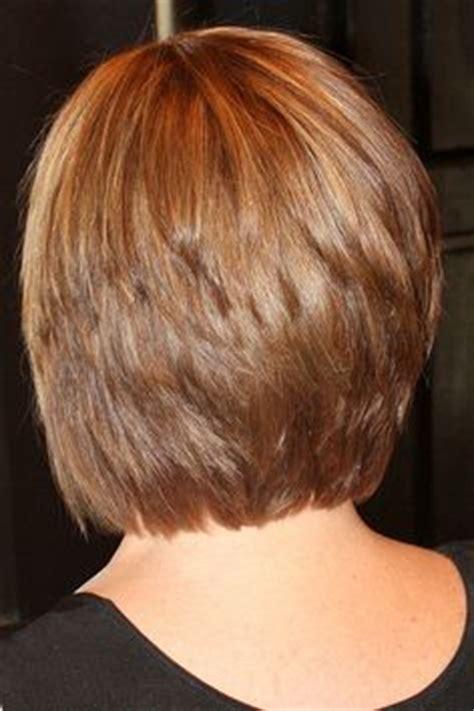 diy stacked bob haircut short layered bob hair i have done pinterest short