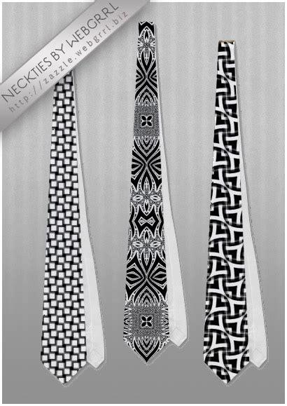 tribal pattern neckties modern black white tribal design necktie