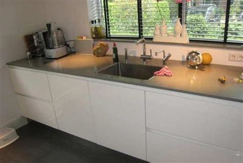 keukenwerkblad zagen composiet keukenblad op maat zagen werkspot