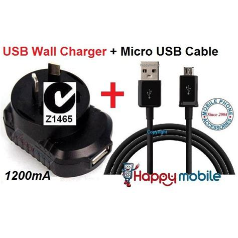 Charger Samsung I9000 Galaxy Mini Casan Hp Usb micro usb wall charger for samsung