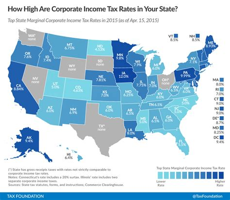 Colorado Sales Tax Rate Lookup By Address New Mexico S Corporate Income Taxes Remain High Errors Of Enchantment
