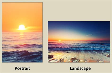 Photography Landscape Vs Portrait Photography Landscape Vs Portrait 28 Images Smartphone