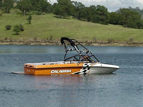 calabria boats reviews wakeboarder 2002 supra launch ss vs 2003 calabria cal air