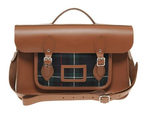 Gustto Estiva Leather Handbag by The Cambridge Satchel Company Fashion Made In Uk The