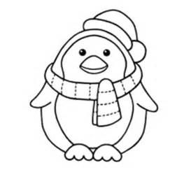 what color are penguins penguins coloring pages to and print for free