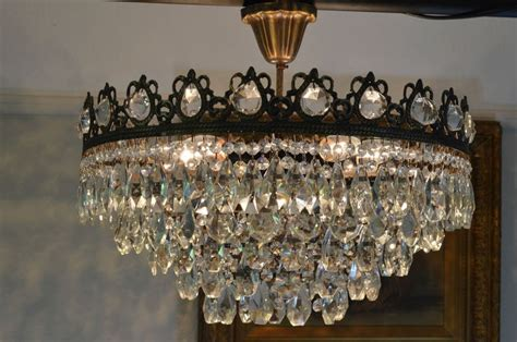 Chandelier For Low Ceiling The World S Catalog Of Ideas