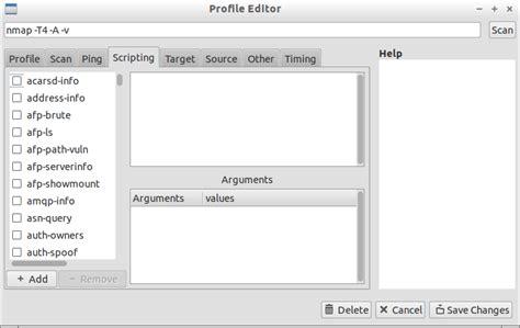 nmap tool tutorial pdf zenmap a gui frontend for nmap network scanning tool