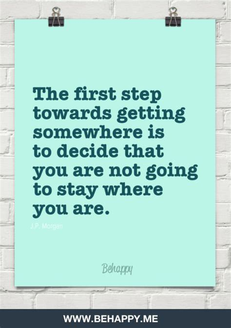 deciding where to stay at decide that you are not going to stay wh by j p