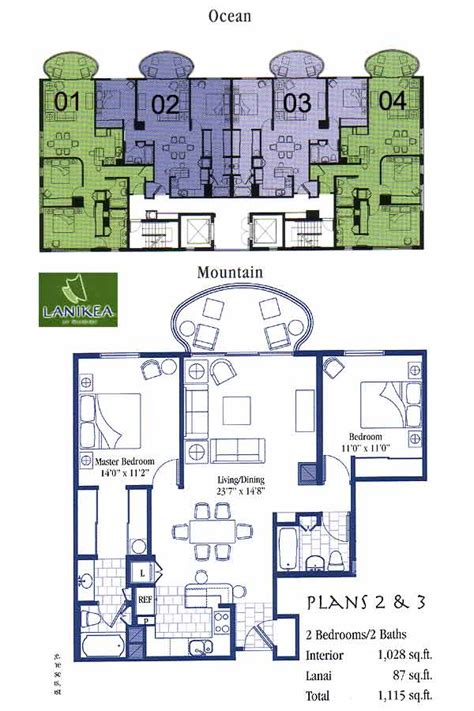 hawaii floor plans lanikea at waikiki honolulu hawaii condo by hicondos com