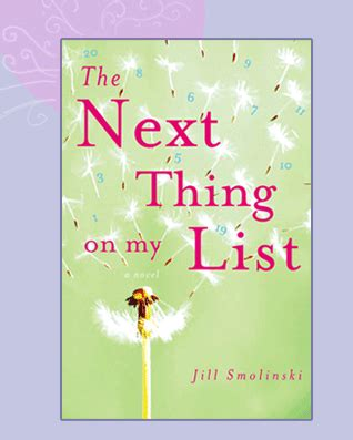 and the next thing you books review the next thing on my list by smolinski