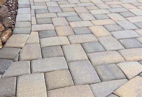 patio paver stones pavers centurion of arizona