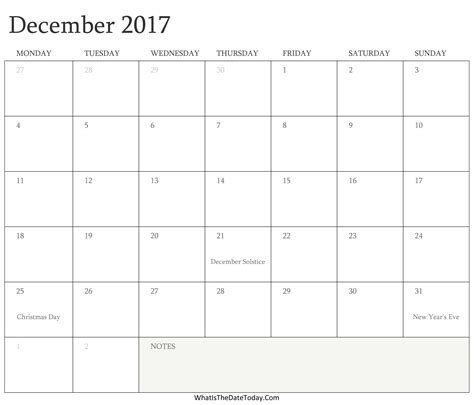 december printable editable calendar editable calendar december 2017 with holidays