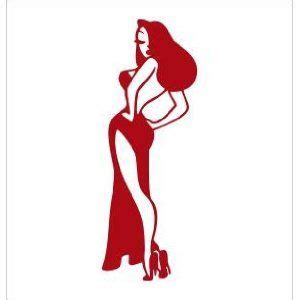 jessica rabbit tattoo vinyl decal rabbit vinyl decals