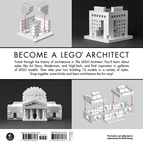How To Become An Architectural Designer Gallery Of How To Become A Lego 174 Architect 12
