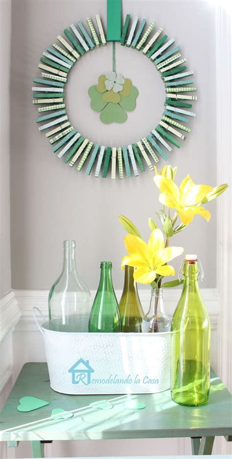 16 awesome diy st patrick s day decor projects to make