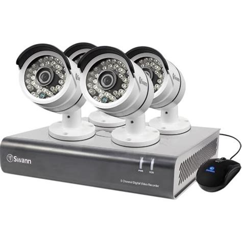8 security system swann swdvk 846004 us 4 8 channel 1080p