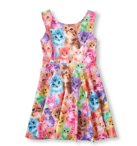 cute pattern clothes casual cute cat print pattern children s boutiques animal