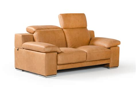 cognac leather sofa modern estro salotti evergreen italian modern cognac leather sofa set