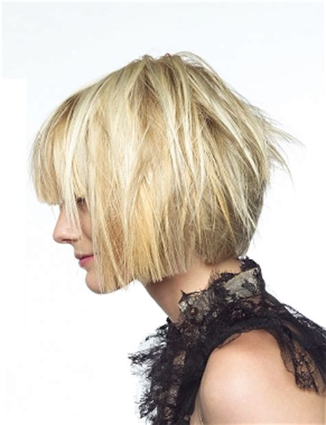 saks hairstyles gallery a medium blonde hairstyle from the saks collection no 8056