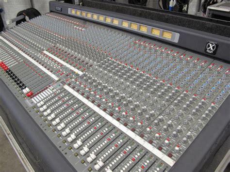 Mixer Crest Audio crest audio x monitor image 891938 audiofanzine