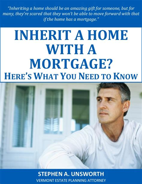 need a loan to buy a house with bad credit inherit a home with a mortgage here s what you need to know