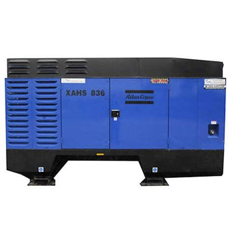 large portable diesel compressors air powered services