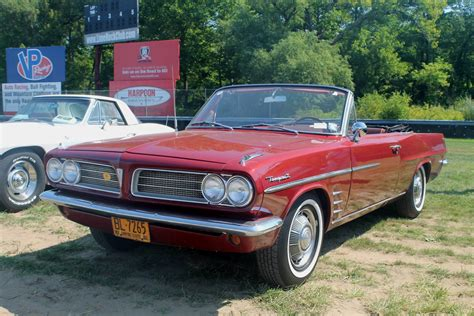 1963 Pontiac Tempest Lemans by 1963 Pontiac Tempest Convertible At Lime Rock Historic